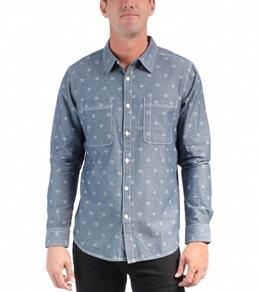 Quiksilver Men's Range Life L/S Shirt
