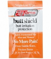 ButtShield Single Use Wipe (Single Unit)
