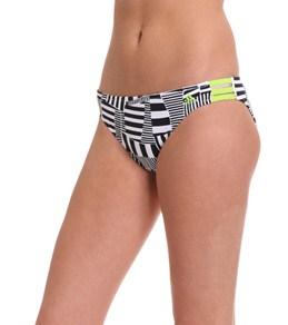 Adidas Women's Cut Stripe Hipster Bottom