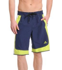 "Adidas Men's B Stripes 21.5"" Volley Short"