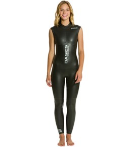 Rocket Science Women's Basic's Sleeveless Tri Wetsuit