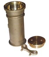 Spectrum Bronze 6 Stanchion Anchor Kit 1.90
