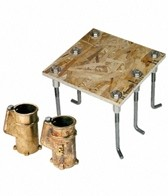 Spectrum Hyalite/Stimson Guard Chair Anchor Kit