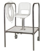 Spectrum Torrey II 48 Guard Chair 1.90 x .065