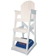 Spectrum Mendota 60 Recycled Plastic Guard Chair