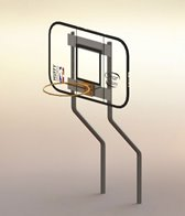Spectrum Water Basketball Hoop