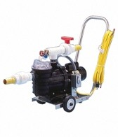 Spectrum Savage Deluxe 1.5HP Vacuum Pump