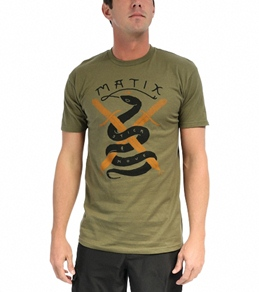 Matix Men's Snakes S/S Tee