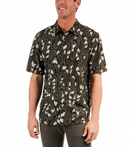 Quiksilver Waterman's The Wharf S/S Shirt