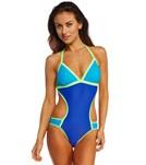 Reebok Fitness Taryn Colorblocked Monokini