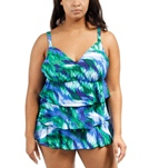 ceeb-plus-size-bimini-v-neck-one-piece