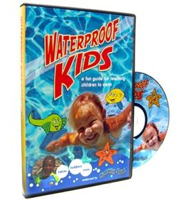 FINIS Water Pals Waterproof Kids DVD