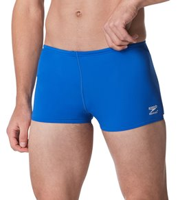 Speedo Male Solid Endurance+ Square Leg