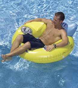 SwimWays Lazy Daze Tube
