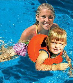 Poolmaster Learn to Swim Tube Trainer