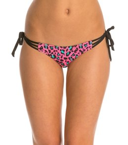 Volcom Call Me Wild Tie Side Skimpy Bottom