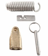 Competitor Spring, Clevis, and Pin Kit