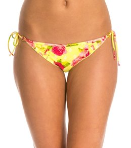 Body Glove Roses Are Yellow Brasilia Tie Side Bottom