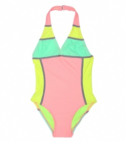 Gossip Girl Surf Block One Piece (7-16)