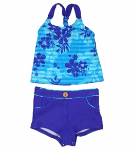 Gossip Girl Summer Hop Tankini Set (7-16)