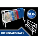 Sprint Aquatics Kickboard Rack