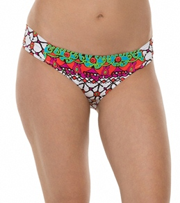 Trina Turk Venice Beach Shirred Side Hipster Bottom