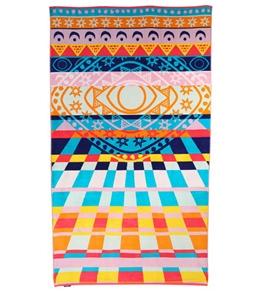 Mara Hoffman Rays Pendleton Towel
