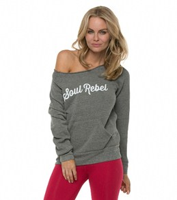 Be Love Women's Soul Rebel L/S Pullover