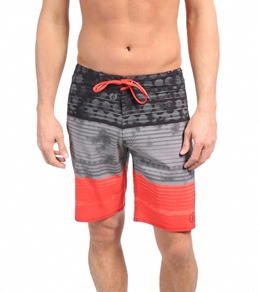 Volcom Men's Lido Stripe Boardshort