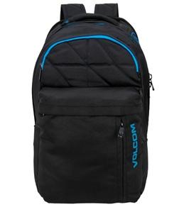 Volcom Men's Prohibit Solid Polyester Backpack