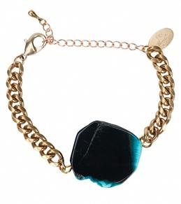 Flea Market Girl Agate Bracelet