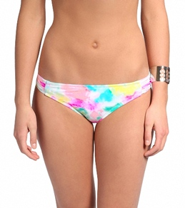 Bikini Lab Baby I Was Born Tye Dye Tab Side Hipster Bottom