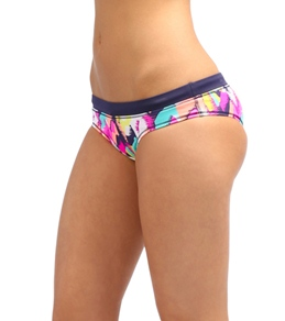Roxy Beach Rider Multi Motion Cheeky Bottom