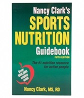 Nancy Clark's Sports Nutrition Guidebook 5th Edition