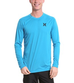 Hurley Men's One & Only L/S Surf Shirt