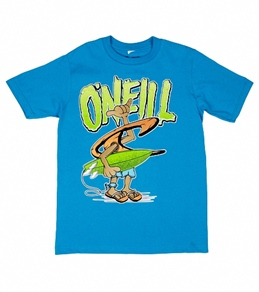 O'Neill Boys' Frothing S/S Tee (8-20)