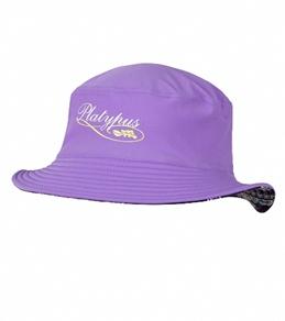 Platypus Girls' Tie Dye Birds Sun Hat (Kids)