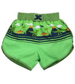 iPlay Boys' Mix 'n Match Ultimate Swim Diaper Panel Boardshort (6mos-4yrs)