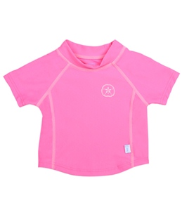 iPlay Girls' S/S Rashguard (6mos-4yrs)