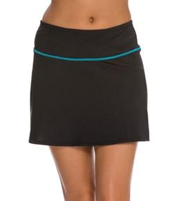 EQ Swimwear Black Kiki Skirt
