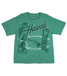 Lost Boys' Lost In Hawaii S/S Tee (8-20)