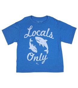 Lost Boys' Locals Only S/S Tee (8-20)