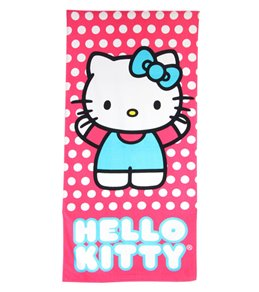JP Imports Hello Kitty Bright Towel