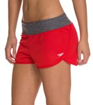 Speedo Women's Solid Team Short