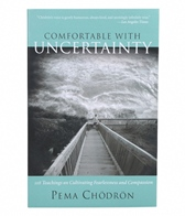 Comfortable with Uncertainty: 108 Teachings on Cultivating Fearlessness and Comp