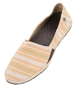 Ocean Minded Women's Espadrilla Washed Printed 1 Slip On