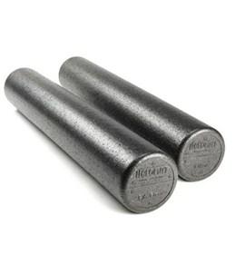 """AeroMat Elite High Density Firm Foam Roller 6""""x23"""", Extra Firm"""