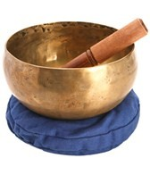 Sacred Space Headling Note Fchakra Tibetan Singing Bowl 7.25