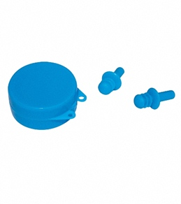 Wet Products Ear Plugs w/ Case