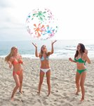 Wet Products Jumbo Splash & Play Beach Ball 48